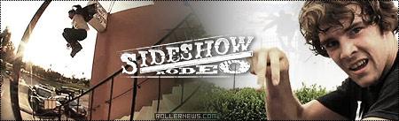 Michael Braud: Sideshow Rodeo by Jamie Olmstead