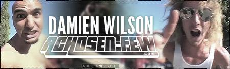 Damien Wilson: Chosen Few, Day in the Life