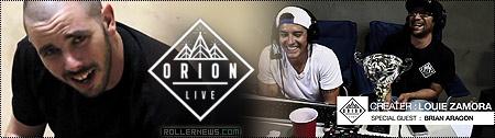 Jeremy Soderburg: Orion Live, Edit by Erick Rodriguez