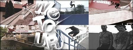 We Tour 2012 (Romania): Teaser