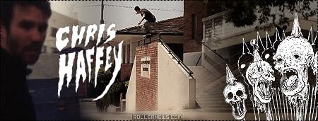 Chris Haffey: Regardless section by Brandon Negrete