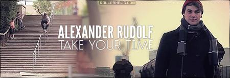 Alexander Rudolf: Take Your Time
