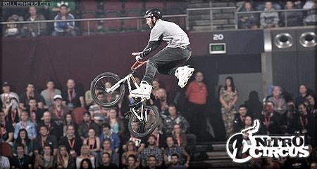 Chris Haffey: Nitro Circus, Photo