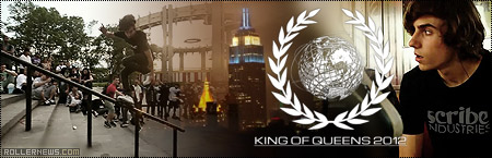 Kevin Lapierre: King of Queens 2012 (NYC): Edit by Guillaume Latrompette