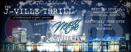 J-Ville Thrill 2012