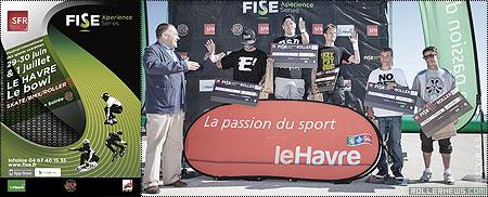 Fise 2012, Le Havre