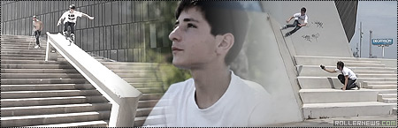Lluis Martinez (17, Spain): 2012 Edit