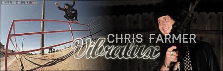 Chris Farmer: Profile from PARIAH by Adam Johnson