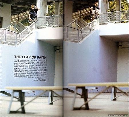 Matty Mantz & Jason Marshall: Leap of Faith