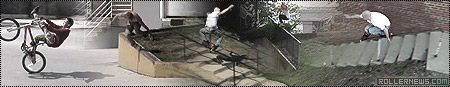 Brian Arnold & Friends: DC, Baltimore Montage by Taylor Maxfield