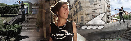 Maria Munoz (Bibao, 22): Rollerblade Spanish Team, 2012 Edit