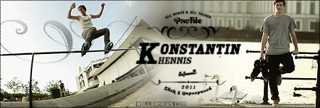 Konstantin Hennis: Slick & Unprepared Section