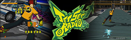 Jet Set Radio also broadcasting to Iphones and Android this summer