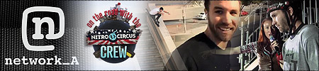 Nitro Circus Live Rolls On Inline With Chris Haffey