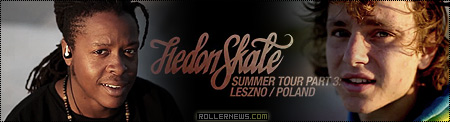 Hedonskate Summer Tour 2012: Leszno (Poland)