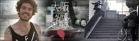 Alan Shepard: Osaka (Japan), 2012 Edit