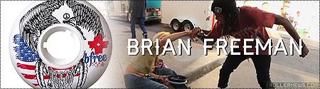 Brian Freeman: Pariah Profile