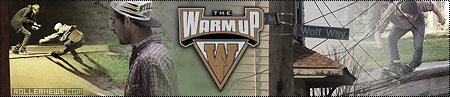 Shane Conn: The Warm Up Section by Stefan Brandow