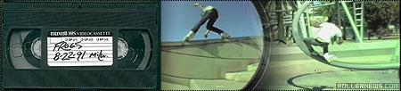 Kizer Powerblading w. Dustin Werbeski & Mathias von Gostomski