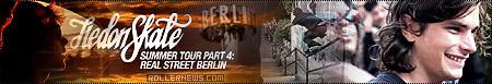 Hedonskate Summer Tour: Real Street Berlin