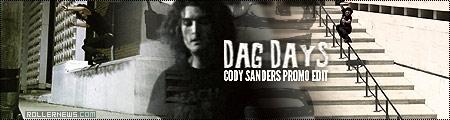 Cody Sanders in Dag Days