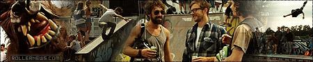 Roskilde Festival 2012: the blading version