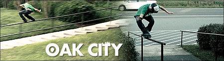 Jon Cooley: Oak City Promo by Jason Hampden