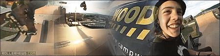 Camp Woodward, Summer 2012: Mini Mega Ramp - Wake Schepman