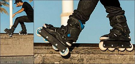 Xsjado 2.0 Custom Skates by Wheel Love