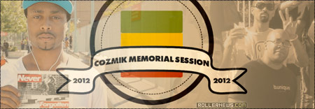 Brian Cozmik Scott Jr. Memorial Session 2012