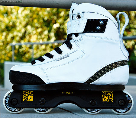 Adapt Skates: Harmanus One White