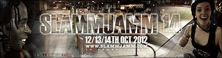 Slamm Jamm 2012 by Matt Witchalls