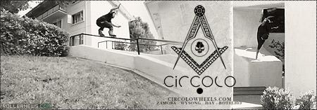 Circolo Wheels 2012 Louie Zamora Omar Wysong