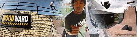 Thumper Nagasako: 2012 Woodward Edit
