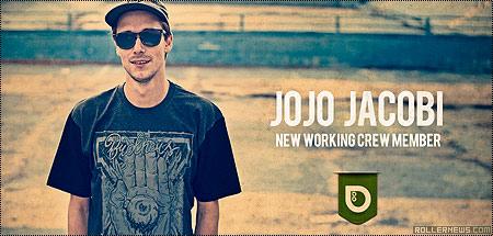 Jojo Jacobi: Hedonskate Working Crew