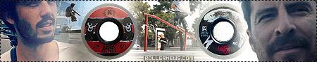 Centroroller: Daniel Vallejo & Alan Shepard Wheels