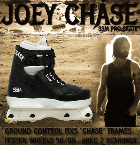 Joey Chase: SSM Pro Skate