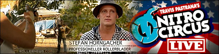 Stefan Horngacher - Training for the Nitro Circus Live