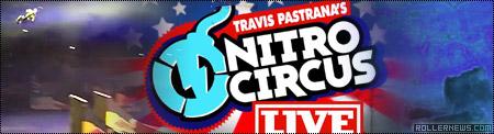 Chris Haffey: Nitro Circus Live, London