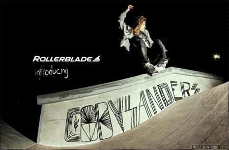 Cody Sanders: Rollerblade Team