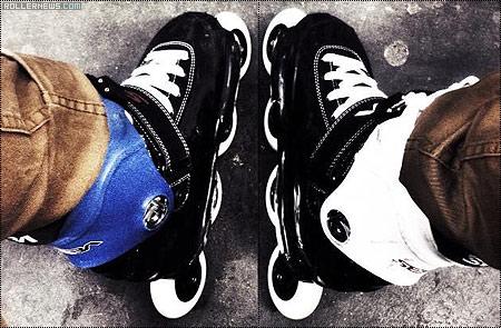 Seba Cj Wellsmore Skates, Freeride Setup