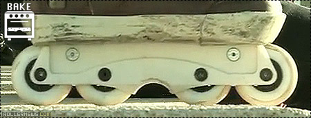 Bake: 72mm flat frame w/ h-block
