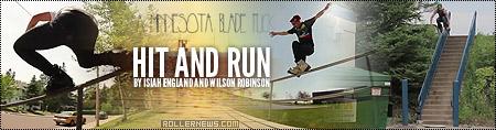 Hit and run (Minnesota): Teaser by Isiah England and Wilson Robinson