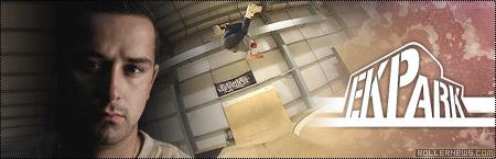 Chaz Sands: Short Xmas 2012 Park Edit by Scott Riddles