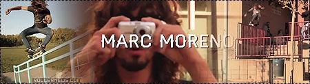 Marc Moreno: Pariah Profile