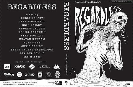 Regardless by Brandon Negrete (2011) - Full Video