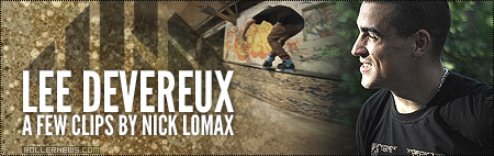 Lee Devereux: a few clips by Nick Lomax