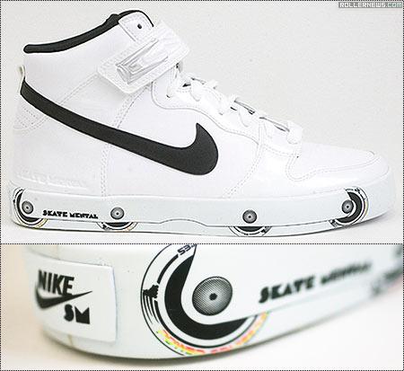 Nike SB x Skate Mental Dunk High LR Premium