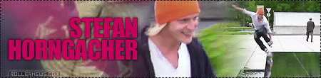 Stefan Horngacher: Water Ledge Tricks, Raw Clips