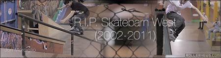 The Last Skatebarn Bladenight: edit by Bander Saleh